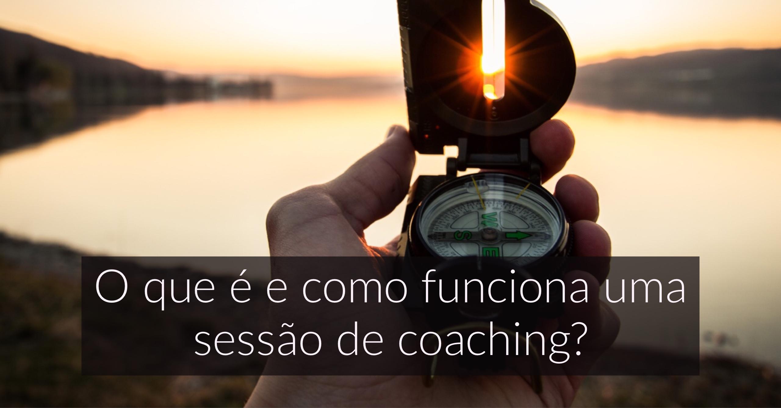 sessão de coaching