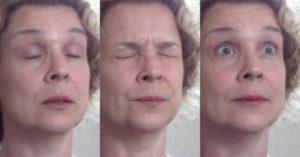 ginástica facial exercício 1