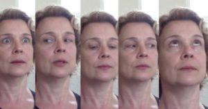 ginástica facial exercício 2
