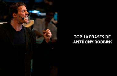 Top 10 frases de Anthony Robbins para inspirar você a alcançar o sucesso