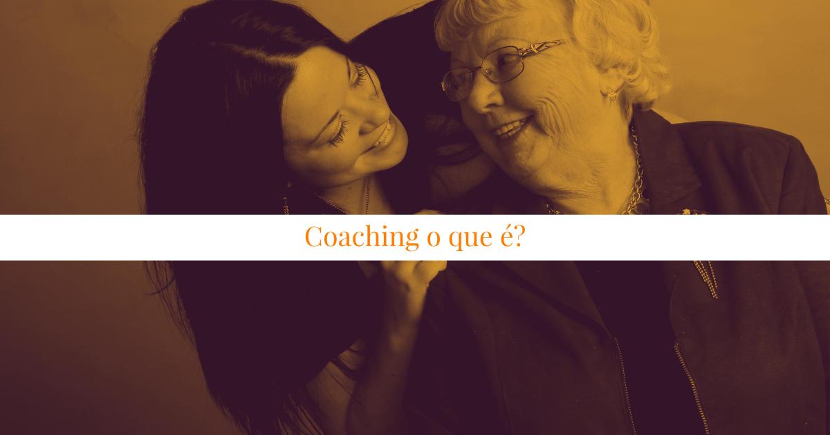 coaching o que e